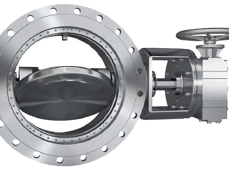 Butterfly valves from stock